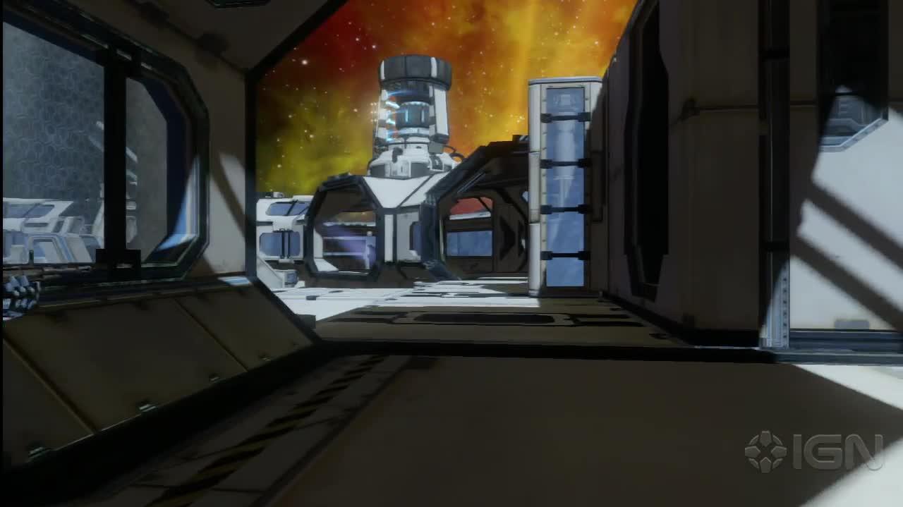 Halo 4 - Impact - Flythrough