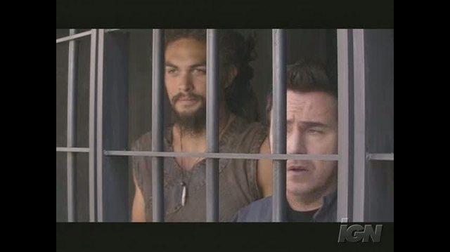 "Stargate Atlantis TV Clip - ""Irresponsible"" Clip"