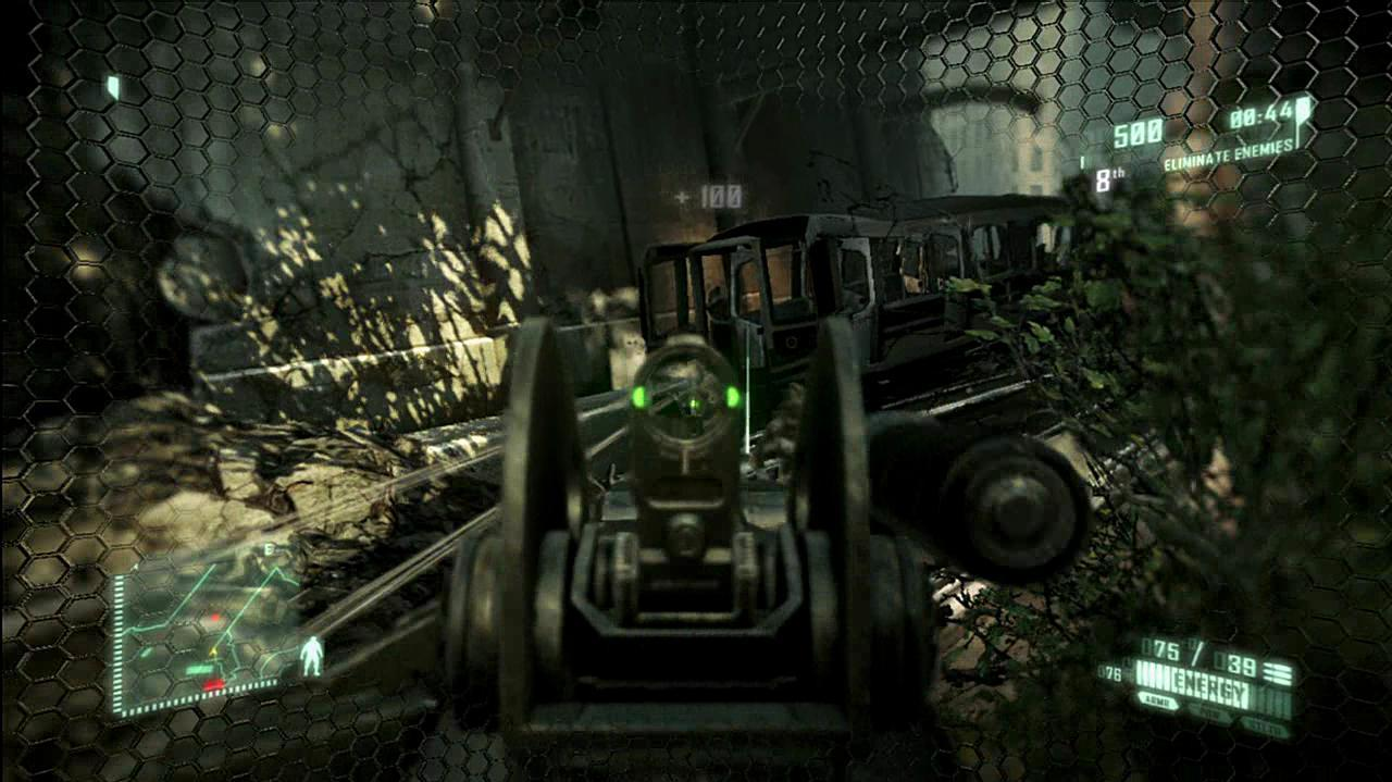 Crysis 2 - Retaliation Pack Transit Video 2