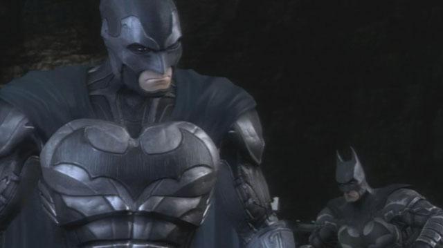 Injustice Gods Among Us - Batman vs. Batman