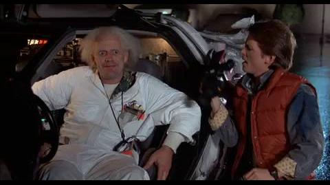 Back to the Future - The Flux Capacitor