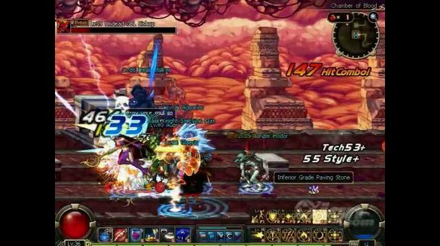 Dungeon Fighter Online PC Games Trailer - Gameplay