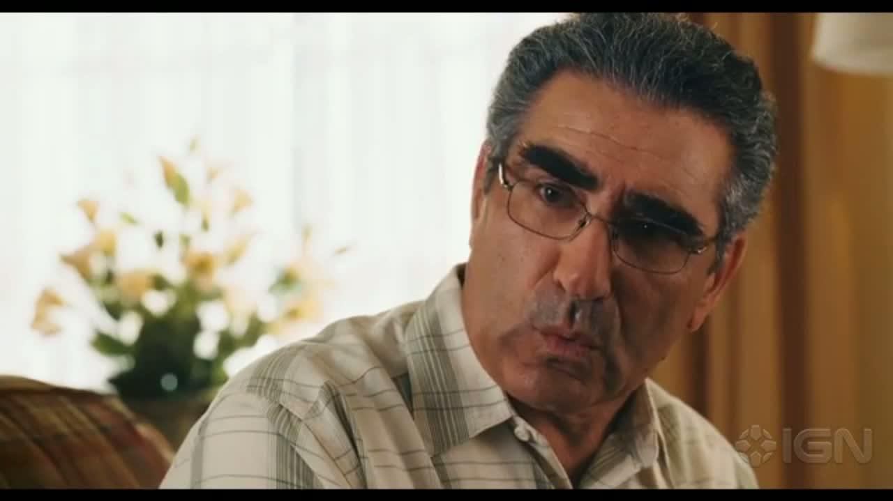 "American Reunion ""Jim talks to his Dad about meeting somebody new"" Clip"