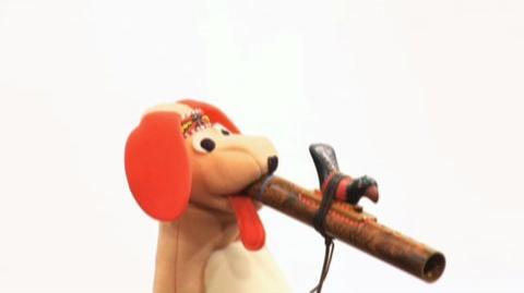 Baby Einstein World Music (2009) - Clip Woodflute, post