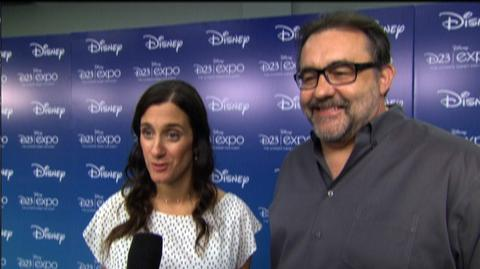 """Frankenweenie (2012) - Interview """"Allison Abbate And Don Hahn On The Fans Reaction"""""""