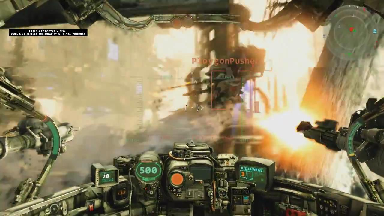 Hawken Desert Gameplay Trailer