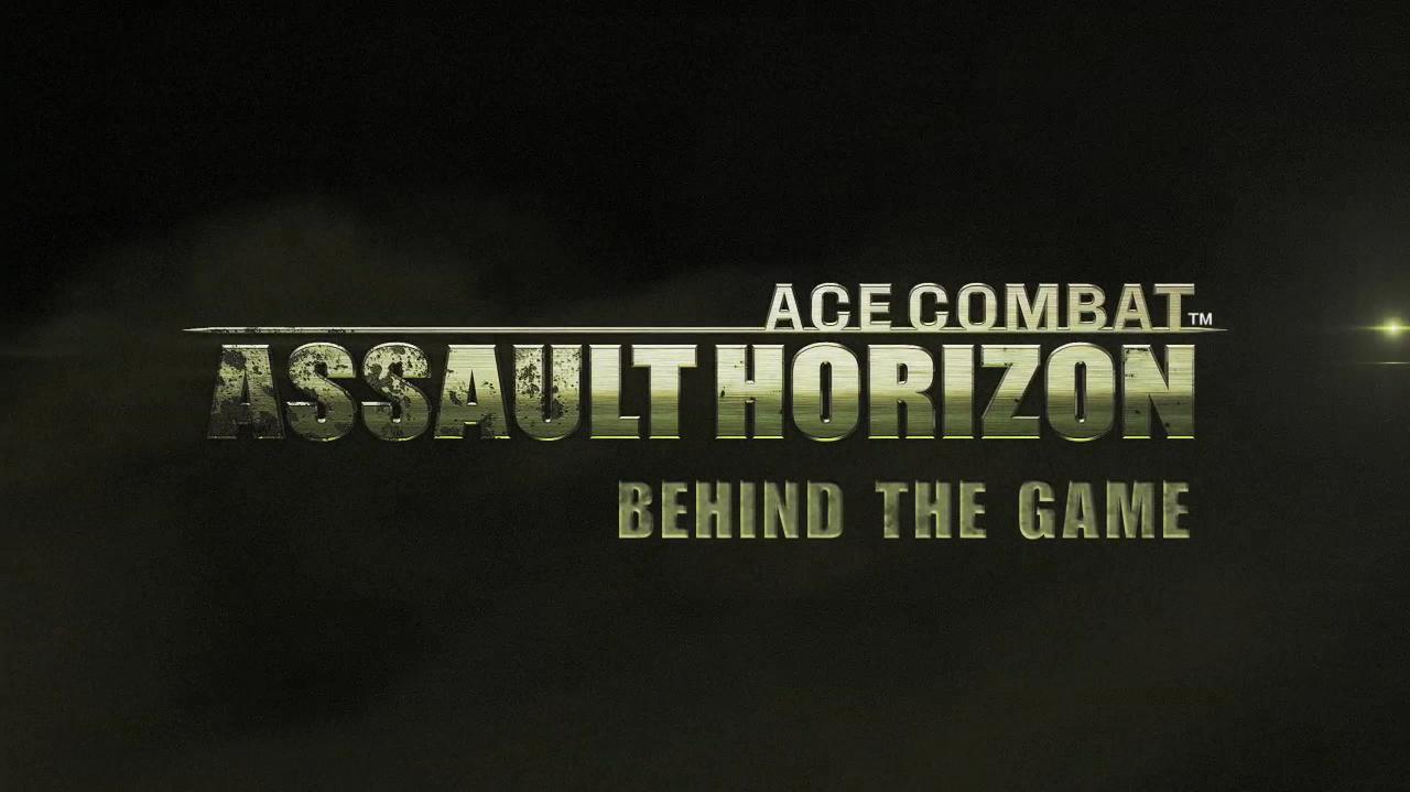 Ace Combat Assault Horizon Behind the Scenes - State of the Art Storytelling