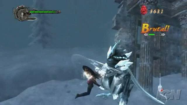 Devil May Cry 4 PlayStation 3 Trailer - Nero Slices and Dices