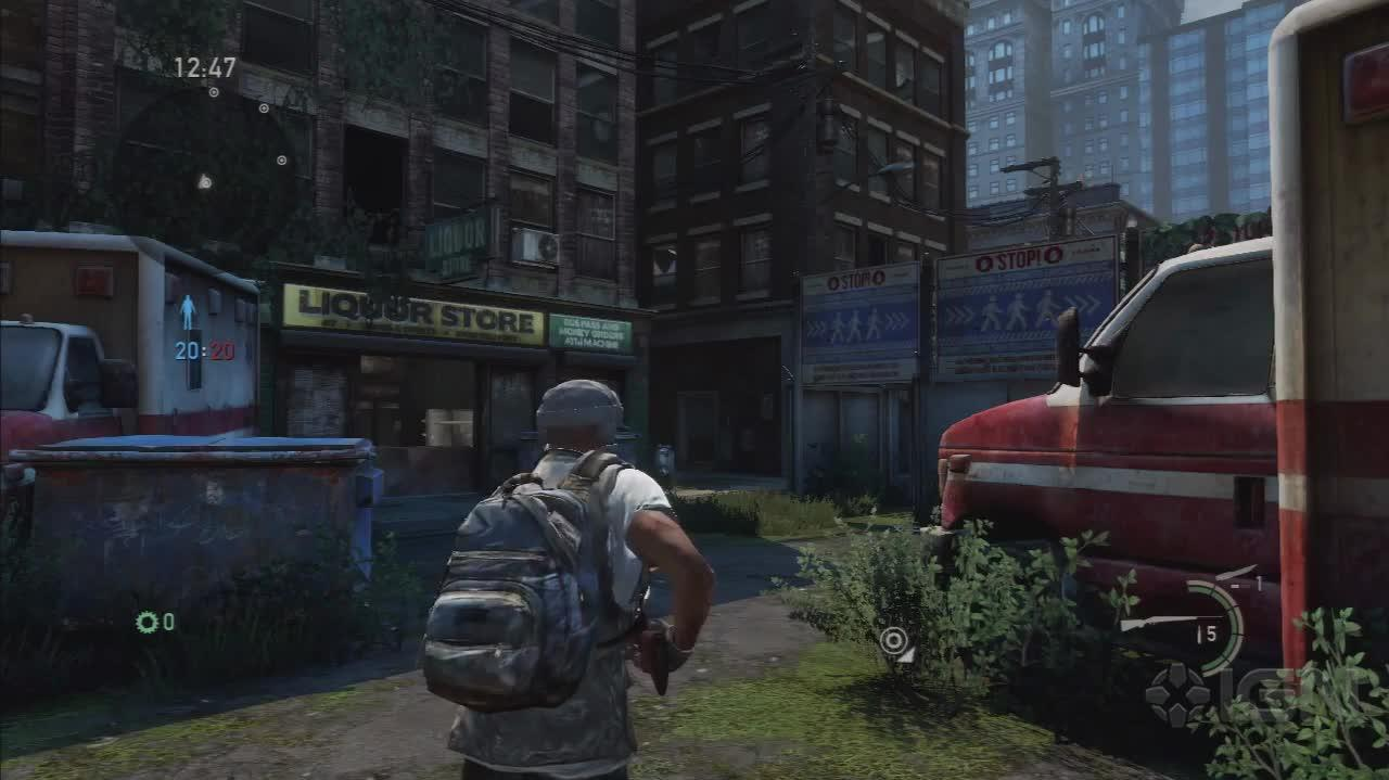 Video The Last Of Us Surviving The Checkpoint The Last Of Us - The last of us multiplayer maps