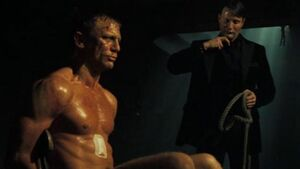 Bond 20 Ball Busting (Casino Royale)