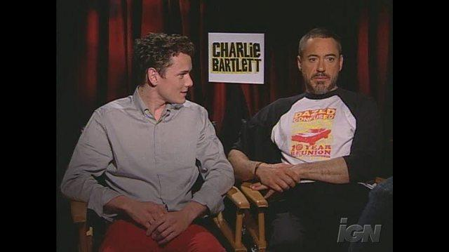 Iron Man Movie Interview - Robert Downey Jr.