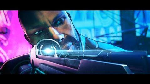 Crackdown (VG) ( ) - E3 2014 trailer, Xbox One