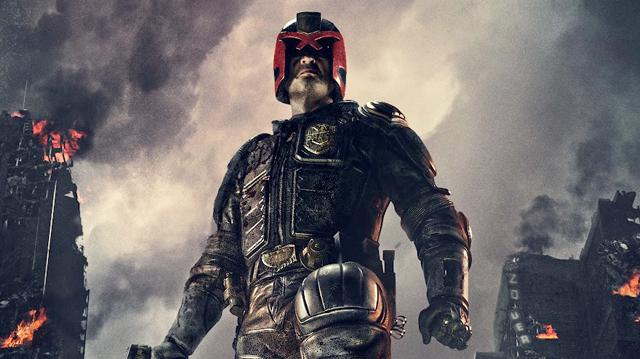 Dredd - Creating The World