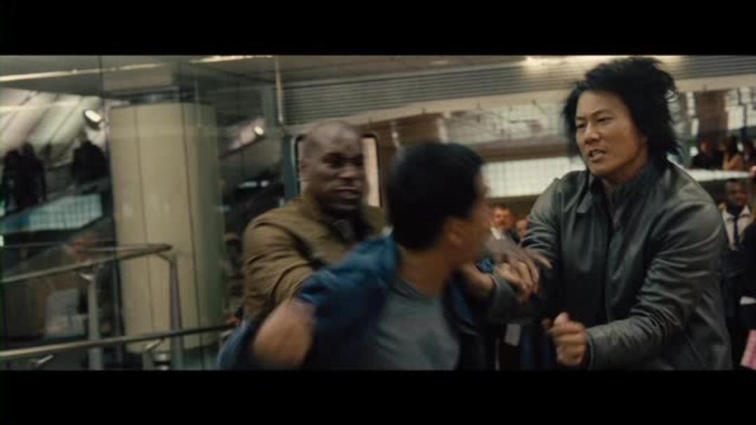 Fast & Furious 6 Clip - Roman & Han