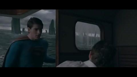 Superman Returns - Rescued from the ship Part 2