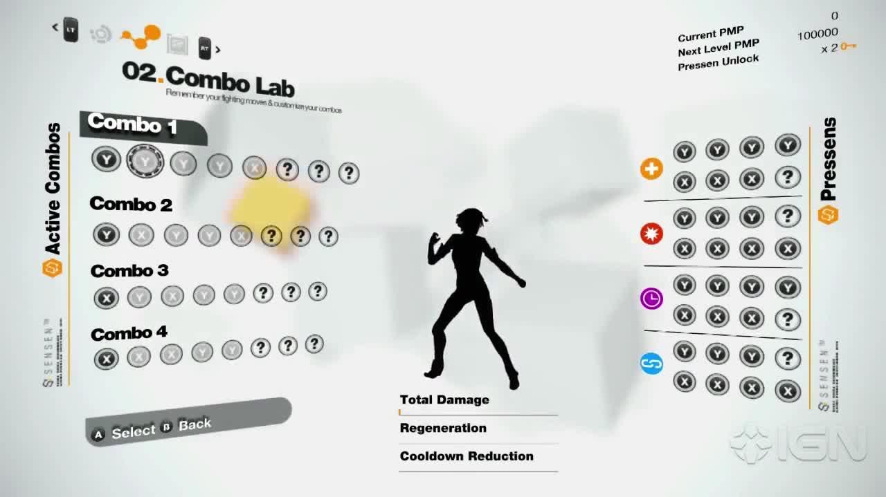Remember Me - Combo Lab Walkthrough
