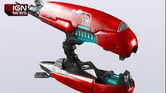 Halo 2's Brute Plasma Rifle Replica On Sale Now - IGN News