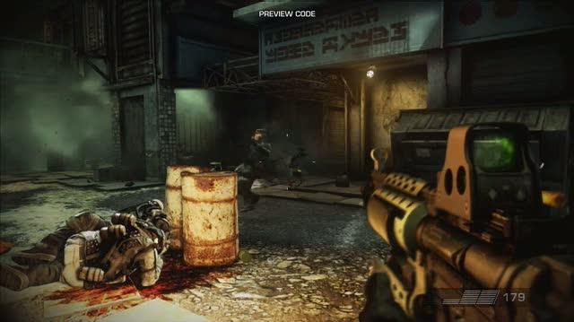 Killzone 2 Insider Video - IGN Foreplay Different Enemy Types, Level 2