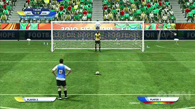 2010 FIFA World Cup South Africa Xbox 360 Video - Penalty Kicks Tutorial