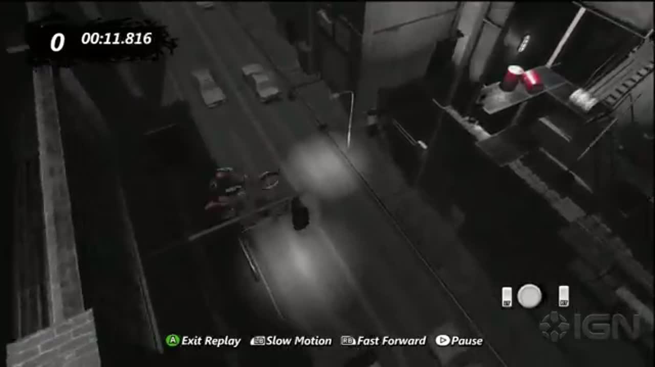 Trials Evolution Dark City Run Gold Run