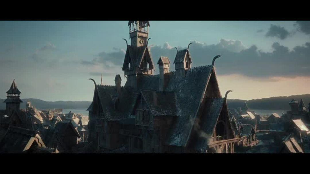 "The Hobbit The Desolation Of Smaug - ""Corruption"" Trailer"