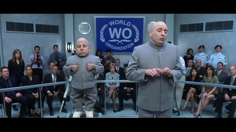 Austin Powers in Goldmember - Dr. Evil's trial