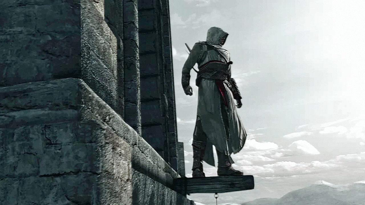 Assassin's Creed - Opening Cinematic