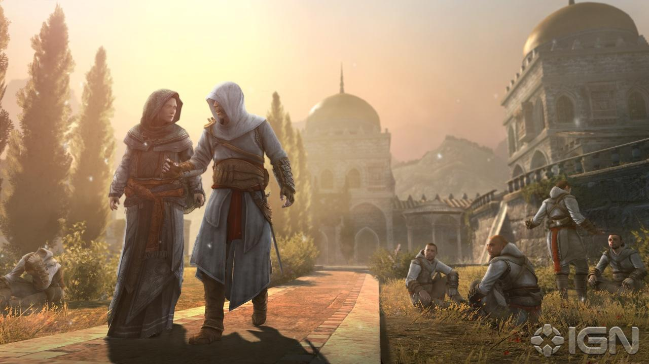 Assassin's Creed Revelations The Crossroads Trailer