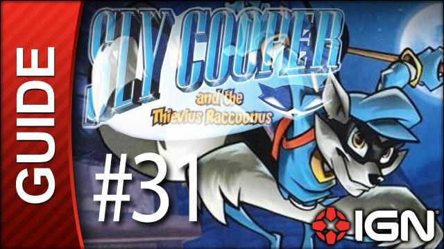 Sly Cooper Thievius Raccoonus Walkthrough - 31 Episode 3 Part 5 A Ghastly Voyage