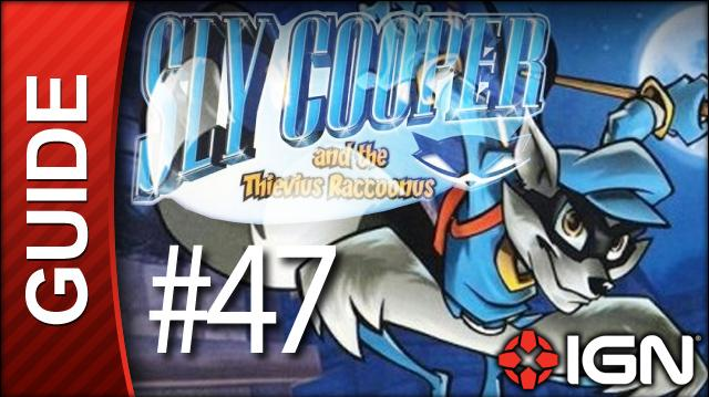 Sly Cooper Thievius Raccoonus Walkthrough - 47 Episode 5 The Cold Heart of Hate (Opening Cinematic)