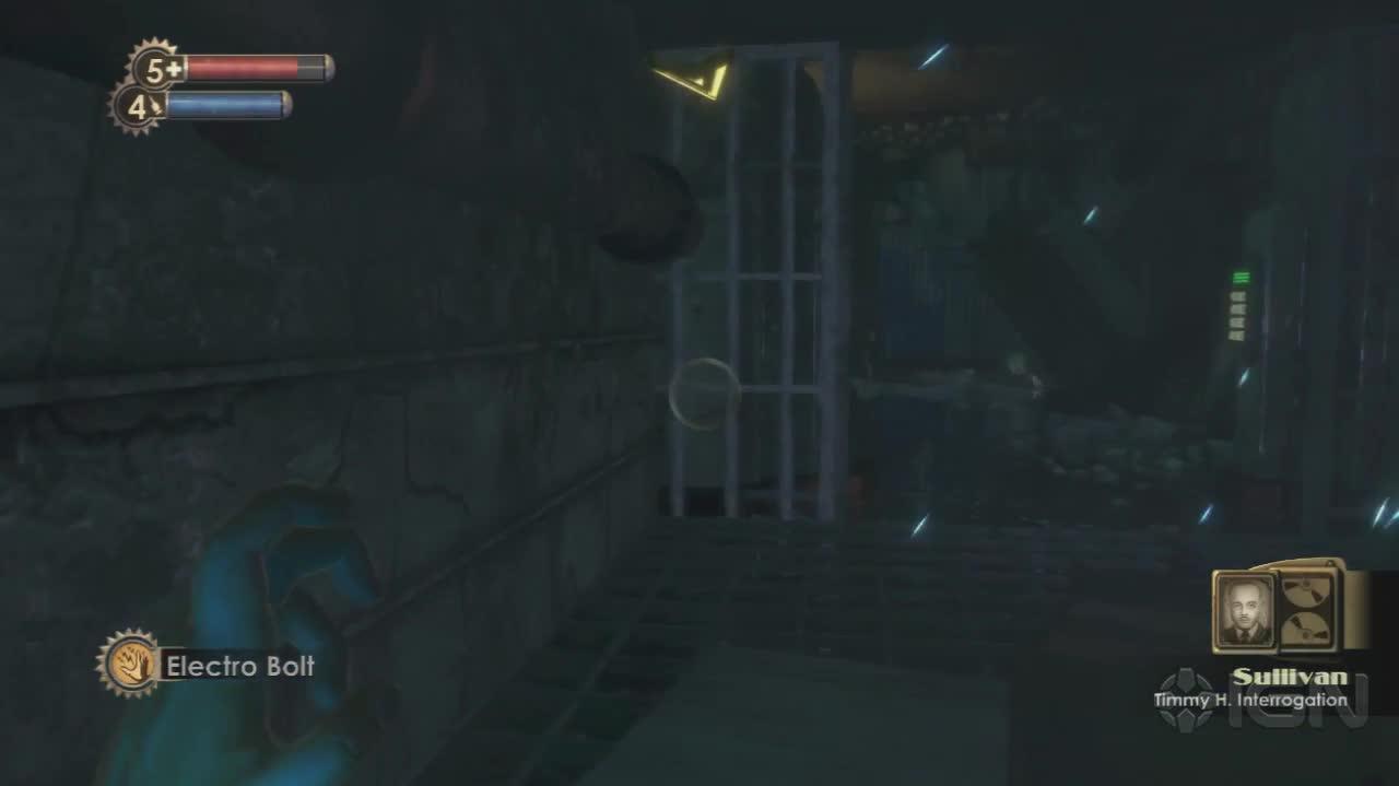 BioShock - Diaries Sullivan - Gameplay