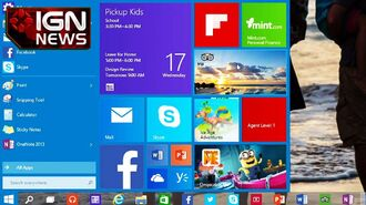 Windows 10 Name Likely Due to 20-Year Old Software Code - IGN News