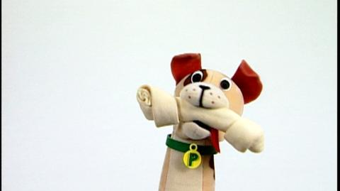 Baby Einstein Baby Beethoven (2007) - Clip Puppets - 46