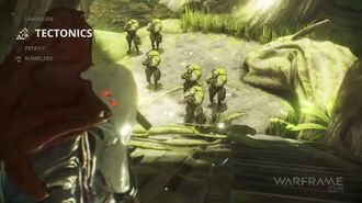 Warframe Profile - Atlas Warframe Trailer