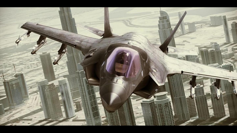Ace Combat Assault Horizon Video Review