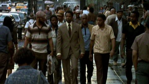 American Gangster (2007) - Clip Frank shows his family the business