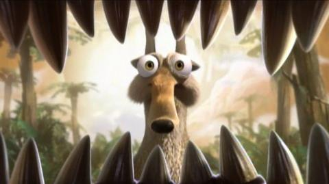 Ice Age Dawn of the Dinosaurs (2009) - Open-ended Trailer