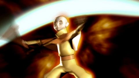 Avatar The Last Airbender (VG) (2006) - Video Game Trailer