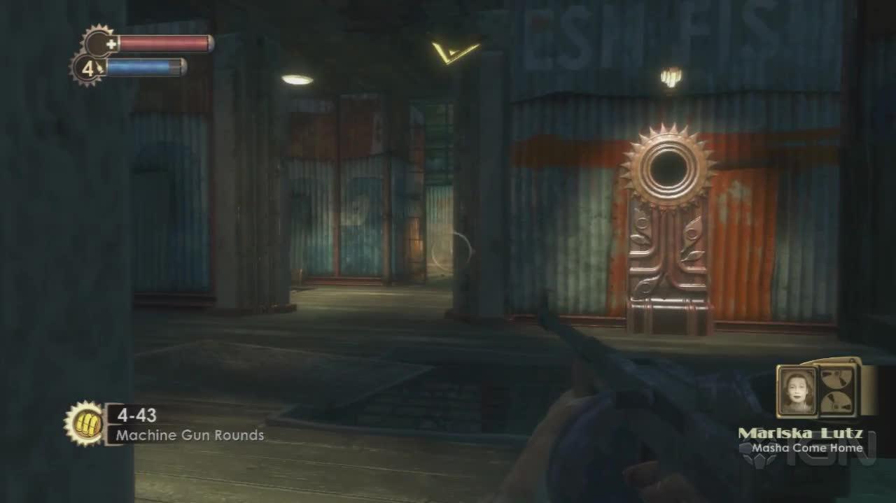 BioShock - Diaries Mariska Lutz - Gameplay