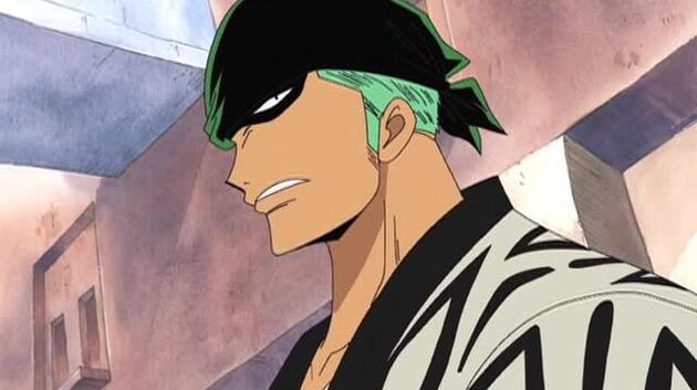 One Piece - Episode 119 - Secret of Powerful Swordplay! Ability to Cut Steel and the Rhythm Things Have!