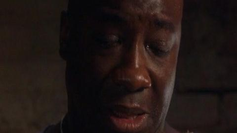 The Green Mile - John wants it over with