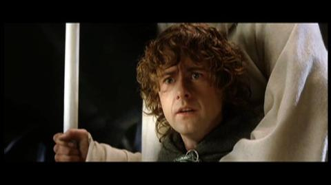 The Lord Of The Rings The Return Of The King (2003) - Clip Something for the Road