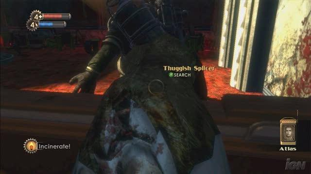 BioShock Xbox 360 Gameplay - Creepy Little Girl (HD)