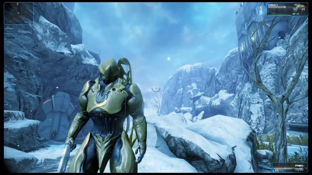Warframe - Basic Movement