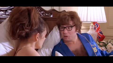 Austin Powers The Spy Who Shagged Me - honeymoon suite
