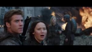 The Hunger Games - Mockingjay Part 1 Final Trailer