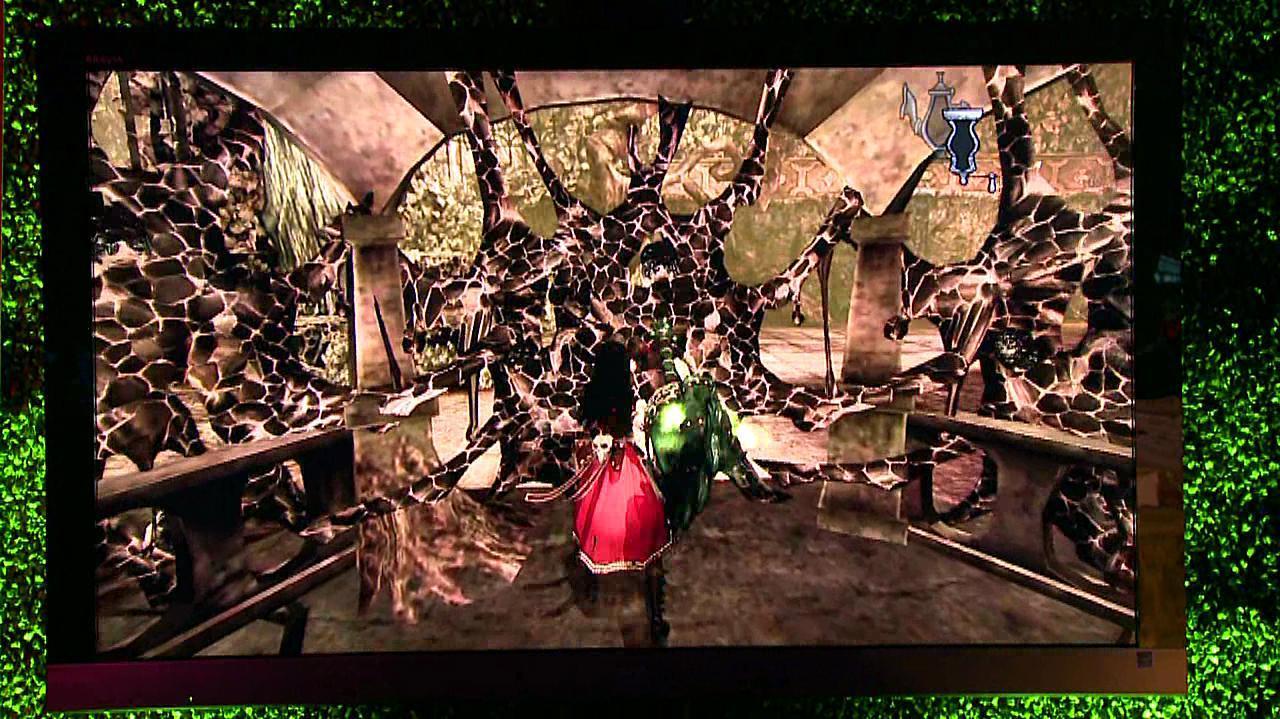 Alice Madness Returns Gameplay Demo Part 2