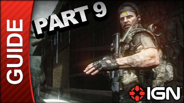 Call of Duty Black Ops Walkthrough - Part 9