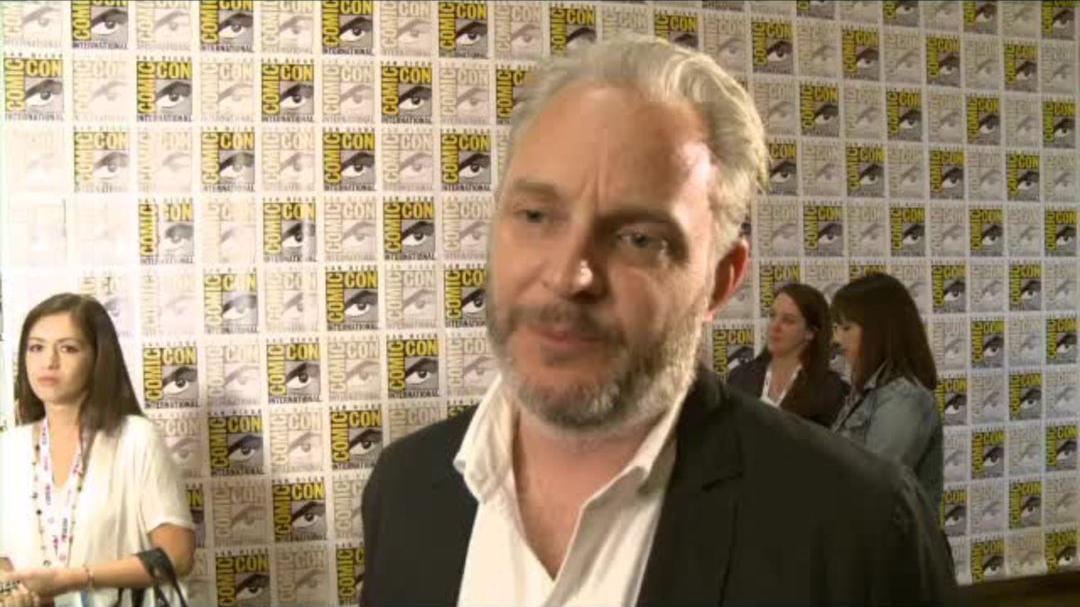 Catching Fire Comic-Con 2013 Interview - Francis Lawrence