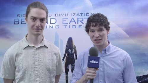 Sid Meier's Civilization Beyond Earth Rising Tide - Expert Showcase Special Edition